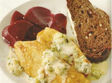 Chicken With Pickle Sauce Recipe