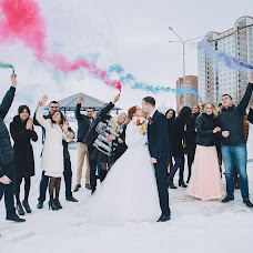 Wedding photographer Anastasiya Zverinceva (NastasyaZver). Photo of 08.04.2016