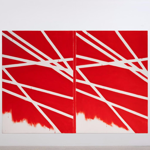 Bernard Piffaretti, Kunstverein, Germany