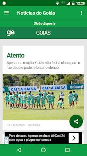 Download Notícias do Goiás For PC Windows and Mac apk screenshot 1