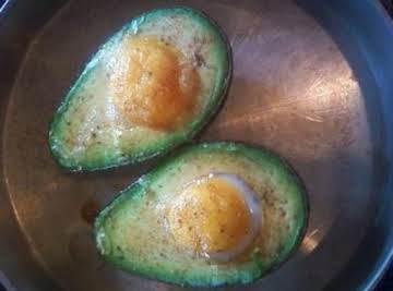 Fancy Avocado & Egg Breakfast