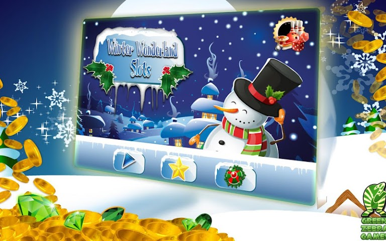 android Winter Wonderland Slots Screenshot 8