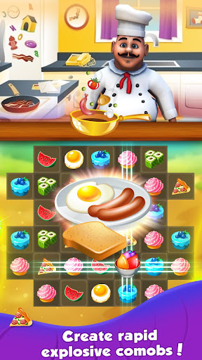 Chef Story : Match 3 Games Free for PC