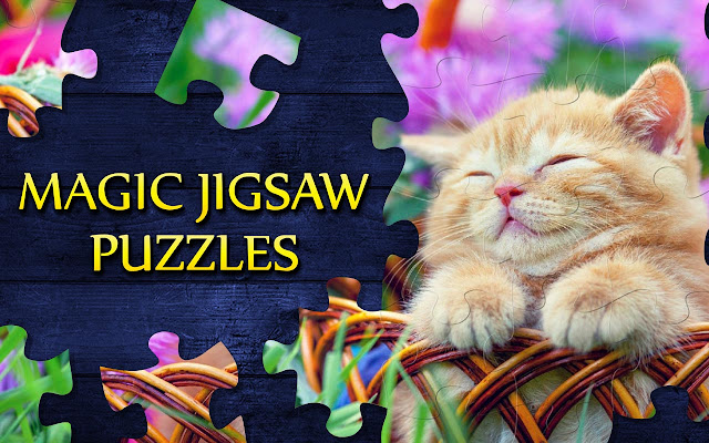 Magic Jigsaw Puzzles Extension