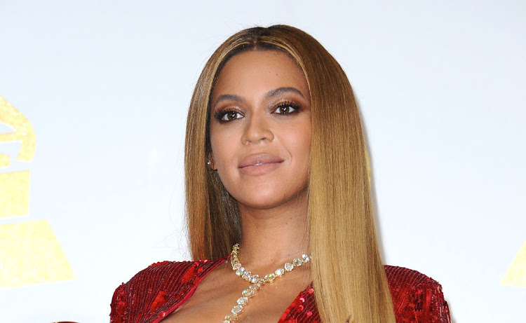 Beyonce at the 59th Grammy Awards on February 12, 2017 in Los Angeles, California