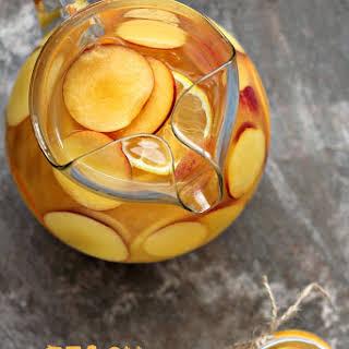 Peach Sangria Cointreau Recipes.