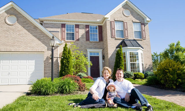Свой дом, а особенно выплаченная ипотека, это вершина американской мечты