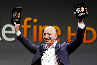 Photo: Kindle Fire HD tablets, Paperwhite e-readers lead Amazon's 7 new devices http://t.in.com/8rQQ