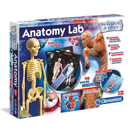 Clementoni Anatomy Lab