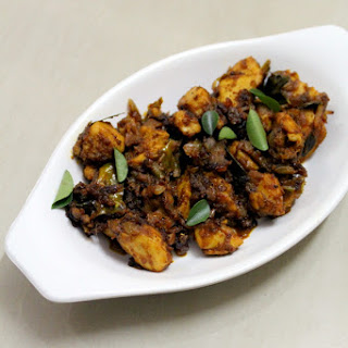 Andhra Chicken Fry Recipe South Indian Style
