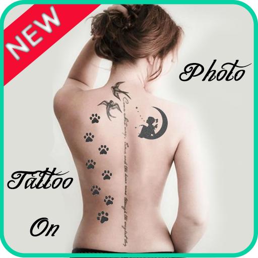 Tattoo my Photo 遊戲 App LOGO-硬是要APP
