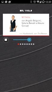 RTL 102.5- screenshot thumbnail