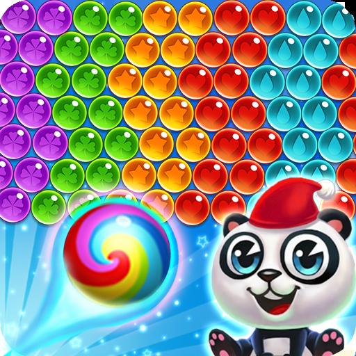 熊貓泡泡 - Panda Bubble 解謎 App LOGO-硬是要APP