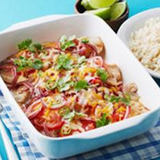 Baked Mexican Fish