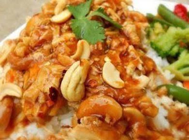 All Day Cashew Chicken