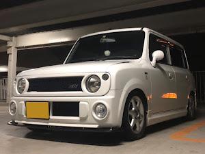 アルトラパン HE21S SS・2007年 6型/MT5速4WDのカスタム事例画像 しょ→た@白兎ᕱ⑅ᕱさんの2019年09月13日09:05の投稿