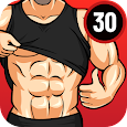Six Pack 30 Day Fitness - Abs Workout Free icon