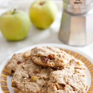 Apple Pie Breakfast Cookies.
