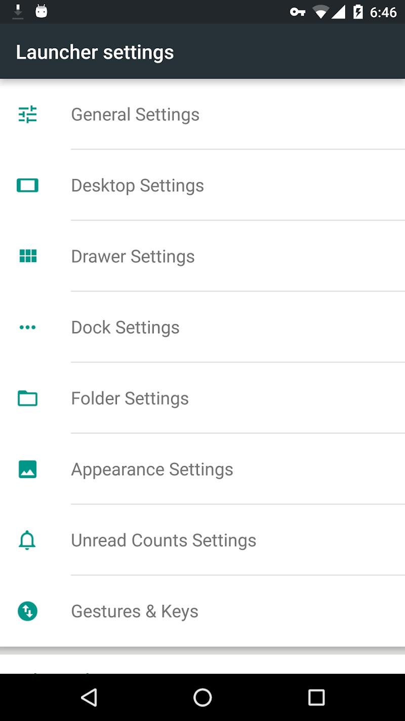 Holo Launcher Screenshot 4