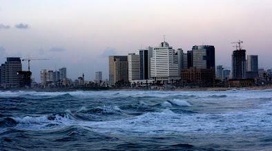 Photo: Tel Aviv from Jafffa Harbor