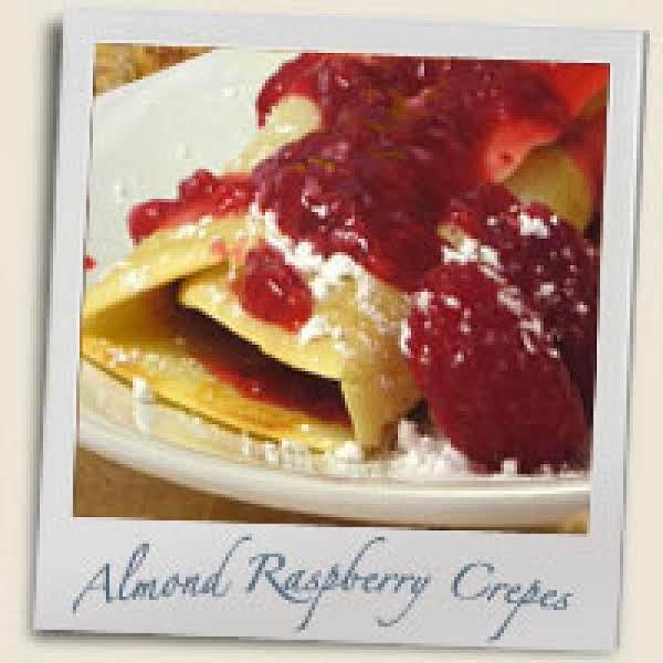 Crepes With Lemon/ Raspberry Sauce Recipe