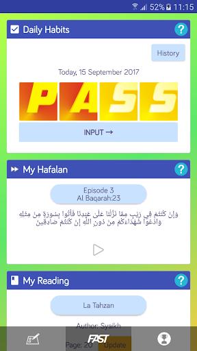 Fast Habits screenshot 3