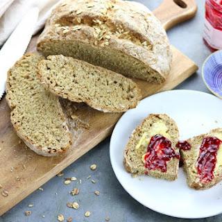 Traditional Irish Soda Bread.