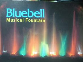Photo: Musical Fountain