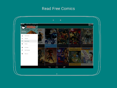 Discover Comics- screenshot thumbnail