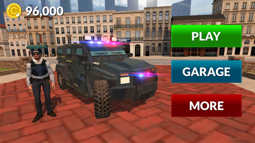 American Police Car Driving: Offline Games No Wifi apkpoly screenshots 4