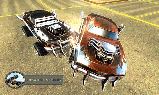 Monster Car Derby Fight 2k16 1.0 screenshots 1