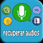 recuperar audios borrados : apagadas&borradas