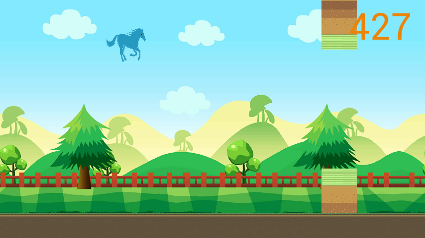 Perky Pony- screenshot