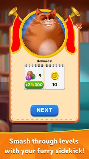 Kitty Scramble: Word Finding Game 1.193.12 screenshots 2