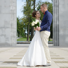 Wedding photographer Tatyana Klachek (klachek). Photo of 02.09.2017