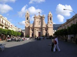 Photo: Terrasini Ferienwohnung in Sizilien die Piazza www.ullaegino.it