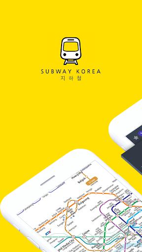 Subway Korea (Korea Subway route navigation) Apk 1