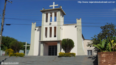 Photo: Rio Negro - Igreja de Nossa Senhora de Fátima