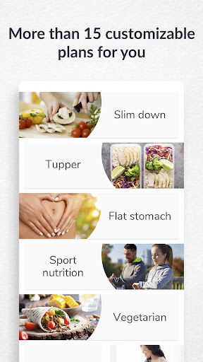 Nootric - Weight loss plans and nutrition 3.19.4 screenshots 1