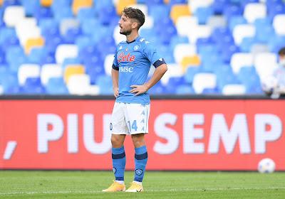 Serie A : Victoire difficile pour le Napoli de Dries Mertens face à Daam Foulon