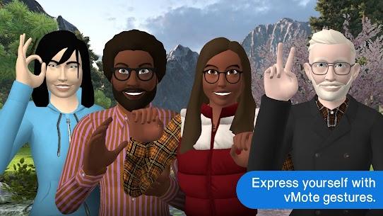 vTime XR – The AR & VR Social Network 5