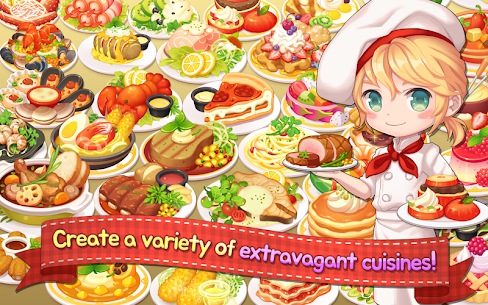 My Secret Bistro MOD Apk 1.6.4 (Unlimited Money) 3