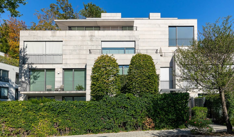 Appartement contemporain avec terrasse Uccle
