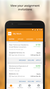 Work Market - Find Jobs and Get Work Done Anywhere- screenshot thumbnail