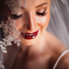 Wedding photographer Ulyana Fedorchenko (Fedorchenko92). Photo of 07.08.2017