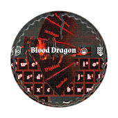 Blood Dragon GO Keyboard