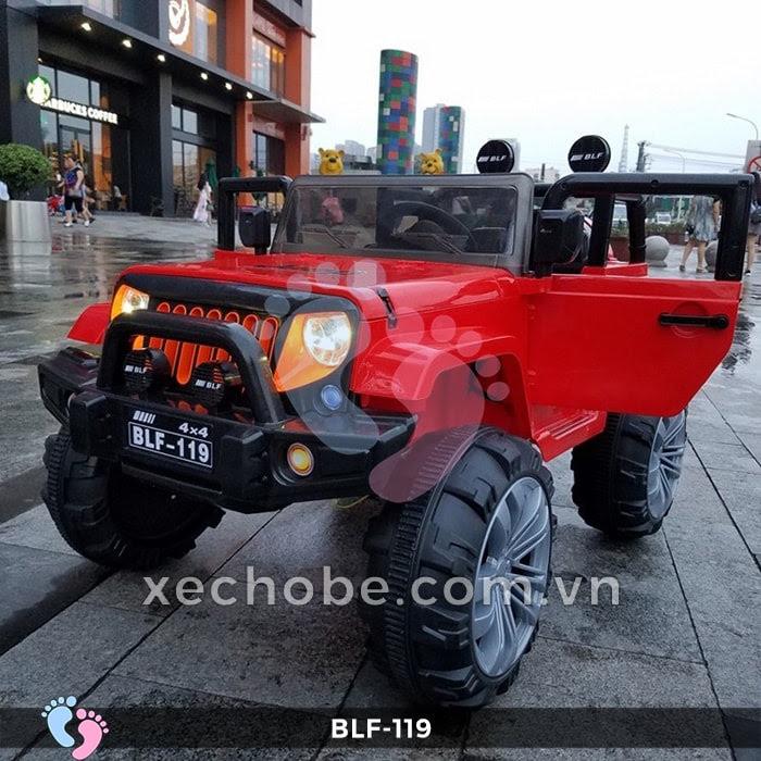 Xe ô tô điện địa hình BLF-119 3