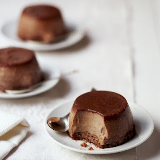 Almond Liqueur Individual Desserts