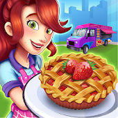 Seattle Pie Truck - Fast Food Cooking Game
