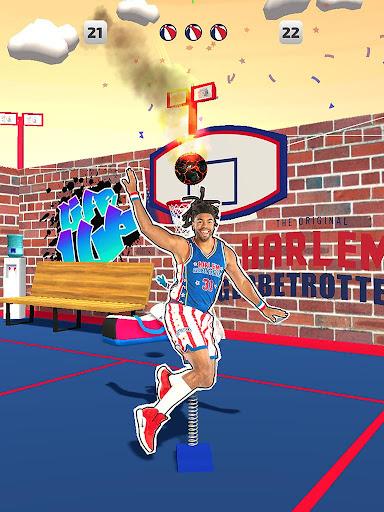 Harlem Globetrotter Basketball screenshots 9